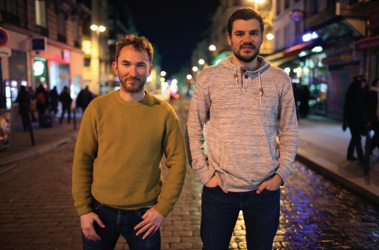 LA SOCIOLOGUE ET L'OURSON : entretien avec les réalisateurs Etienne Chaillou et Mathias Théry