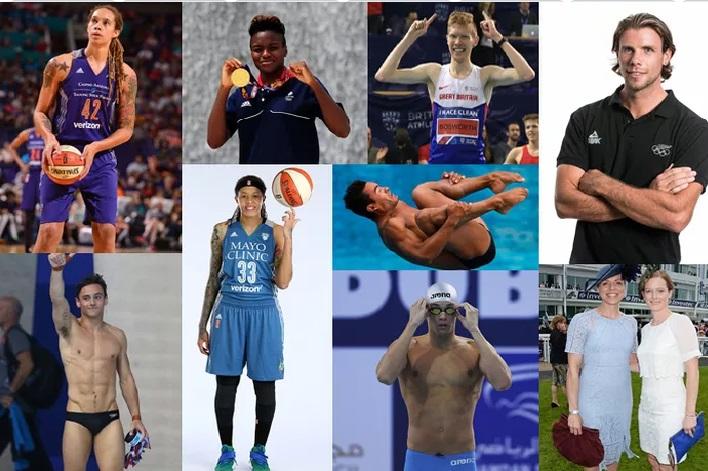 Record : 27 athlètes LGBT officiellement out seront en compétition pour les Jeux de Rio