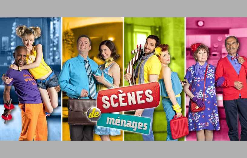 TV – Un couple gay dans Scènes de Ménages
