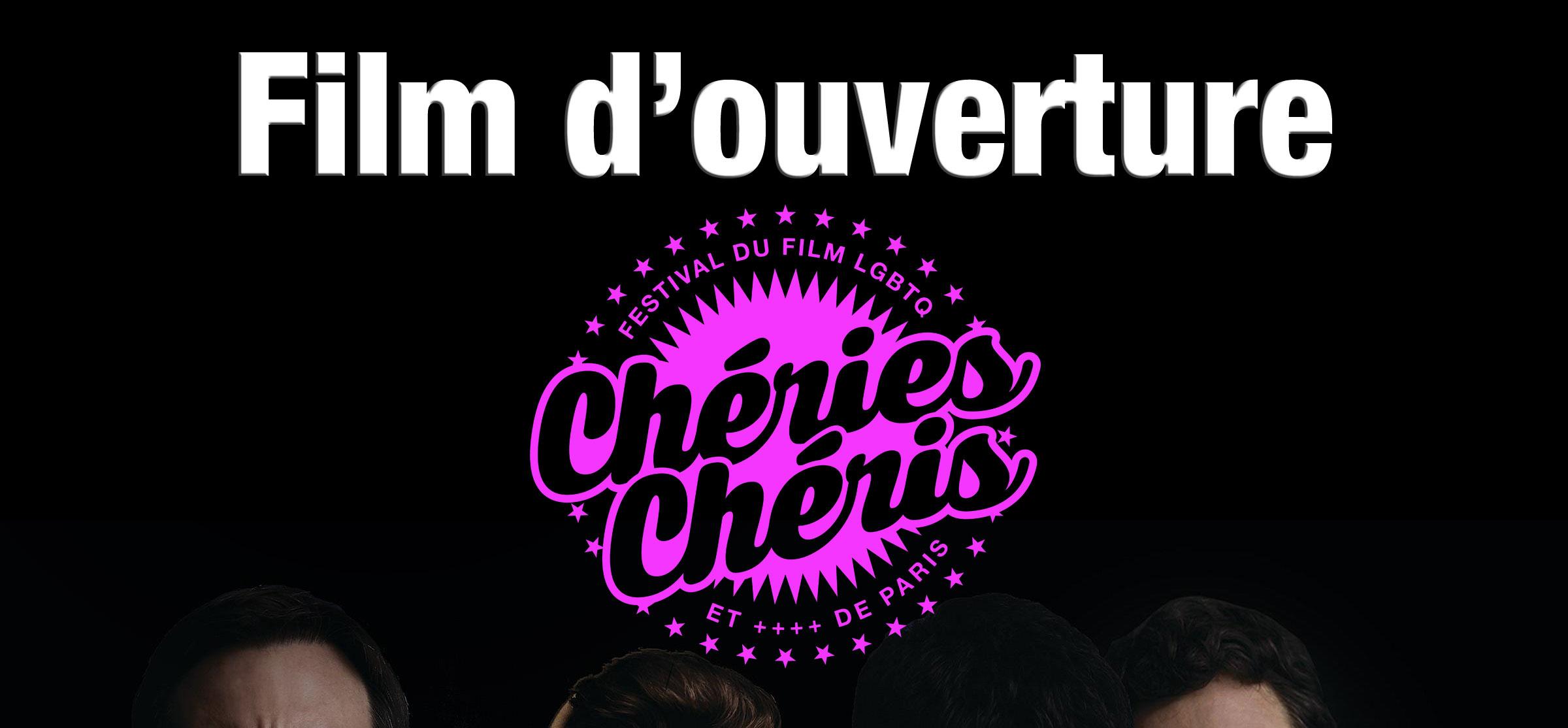 Exclu, découvrez le film d'ouverture du Festival Chéries-Chéris à Paris