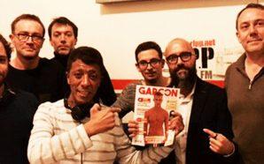 Garçon Magazine est au micro d'HomoMicro