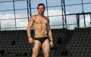 Photos : Tom Daley, le beau nageur britannique.