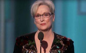 Vidéo : Meryl Streep tacle Donald Trump