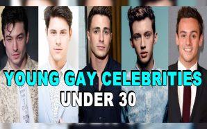 Vidéo : TOP 20 Des jeunes célébrités ouvertement gay ou…