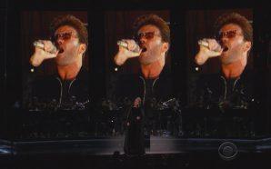 Vidéo : Adele stoppe en direct son hommage à George…