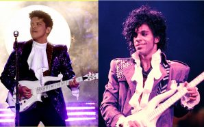 Vidéo : Bruno Mars fait revivre Prince