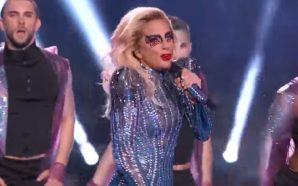 Vidéo : Lady Gaga a assuré le show au Super…