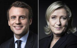 Course à L'Elysée: Qui d'entre Marine Le Pen et Emmanuel…