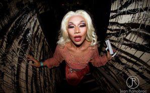 Jeune, accidentellement drôle, et queer: Calypso Overkill, Drag parisienne