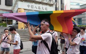 Droit des homosexuel: Taïwan, le mariage gay à portée de…