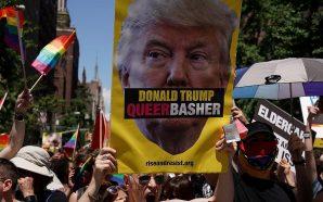 New York: La Marche des fiertés défile contre Trump et…