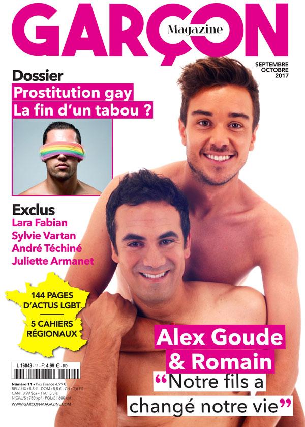 Garçon Magazine N°11, parution du 30/08