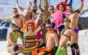 EUROPEAN GAY SKI WEEK 2018 : POUR LES 10 ANS,…