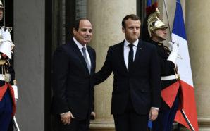 Macron et le Président égyptien : Les LGBTI en colère