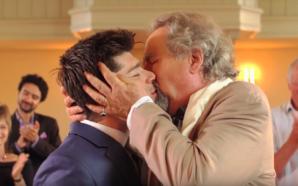 MINUTE CUTE : Mariage gay à l'église !