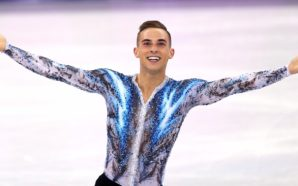 MINUTE CUTE – Adam Rippon contre Mike Pence !