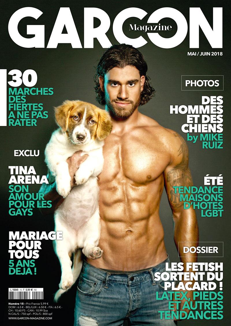 Garçon Magazine N°15, parution du 01/05