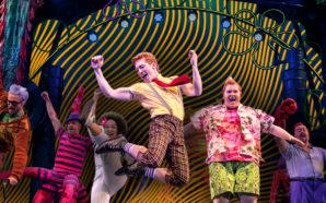 MINUTE CUTE : Bob l'Éponge débarque à Broadway