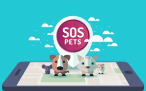 MINUTE CUTE – SOS Pets nous présente son application !
