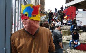 Réunion contre «l'impérialisme gay» à Tolbiac.
