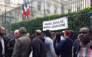 Expulsion de Moussa vers la Guinée : Garçon Magazine en…