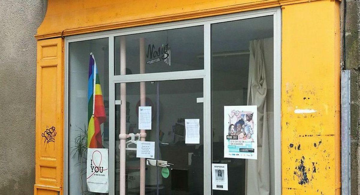 rencontre nantes gay president à Troyes