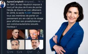 La députée Agnès Cerighelli compare les LGBT aux nazis !