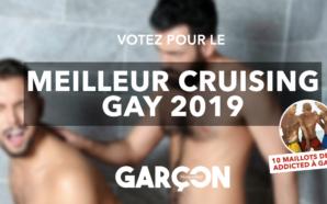 Votez pour le meilleur cruising gay 2019