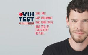 VIH-TEST, lancement du dépistage sans ordonnance !