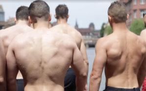 VIDEO : A Strasbourg, les pompiers se dénudent !