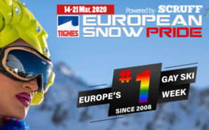 European Snow Pride – Powered by SCRUFF : c'est parti…