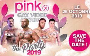 PINK GAY VIDÉO AWARDS 2019 : LA FÊTE CONTINUE AU…