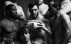 Un club de rugby gay sort son calendrier