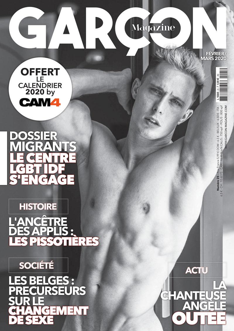 Finalisez votre abonnement à Garcon Magazine