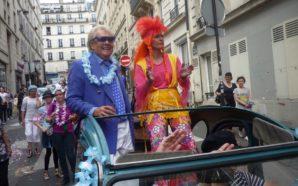 Grand hommage à Michou, la fine fleur bleue du cabaret