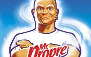 Qui est ce type : Mr Propre, icône gay ?
