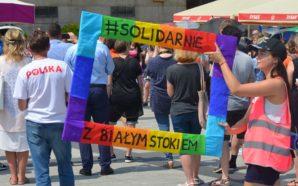 Pologne : 50 pays appellent à mettre fin à la…