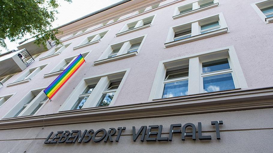 Lebensort Vielfalt – Charlottenburg