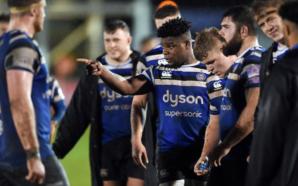 Rugby : le joueur anglais Levi Davis fait son coming…