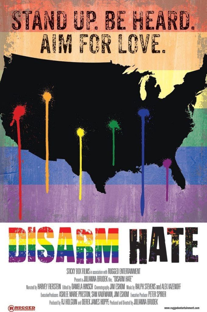 Disarm Hate