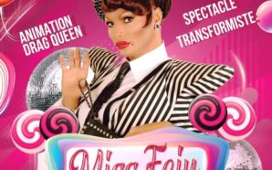 Une première drag-queen