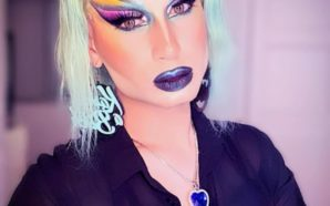 Gay Contest : Princesse Saphyre, drag-queen