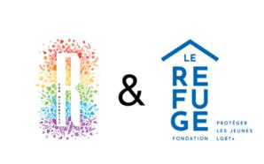 R for Diversity tient sa promesse et soutient Le Refuge