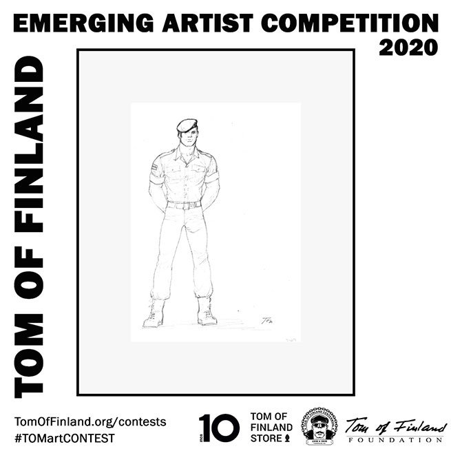 Fondation Tom of Finland