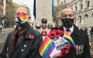 Deux activistes anglais rendent hommage aux héros LGBT de guerre