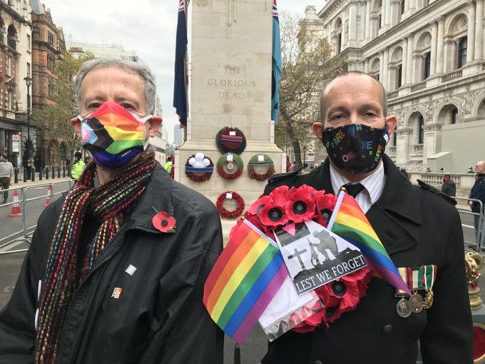 Deux activistes