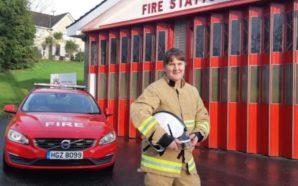 L'Irlande du Nord récompense une pompière trans