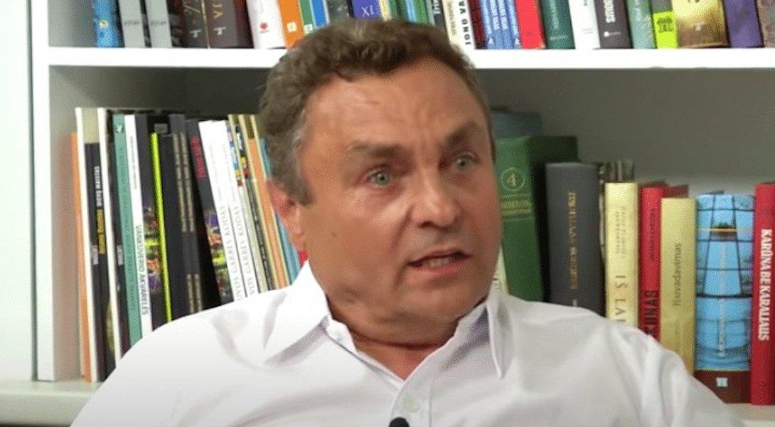 député homophobe lituanien