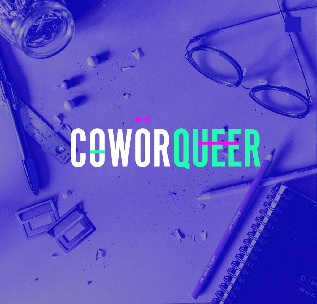 espace de coworking LGBTQI+