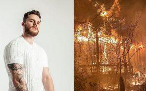 L'acteur porno Matthew Camp voit sa maison brûler